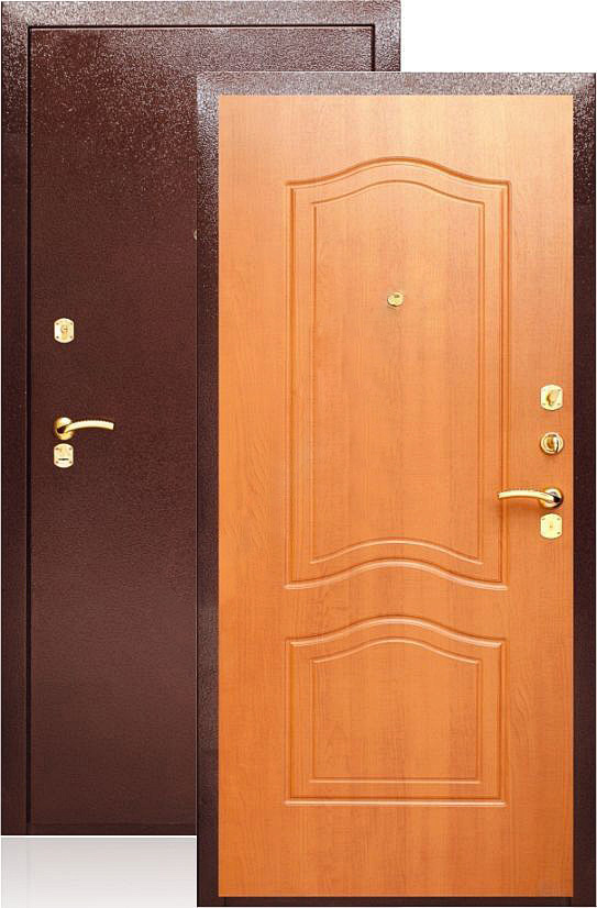 дверь сейф металлическая